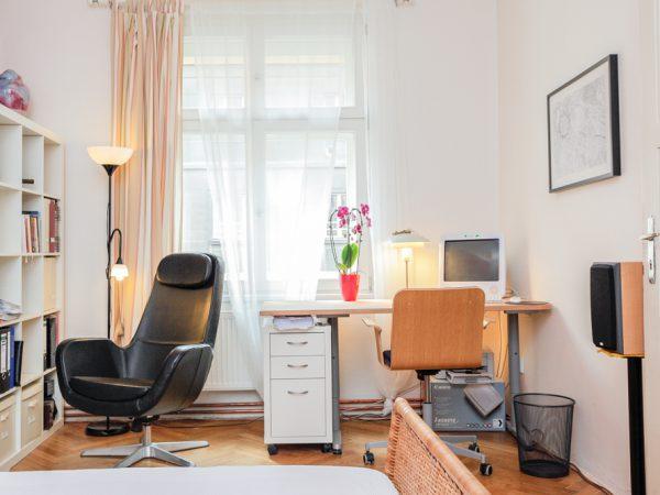 Byt v Praze – Bubenči