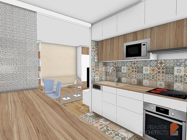 Vizualizace od architektů aneb jak dobře prodat nezrekonstruovaný byt