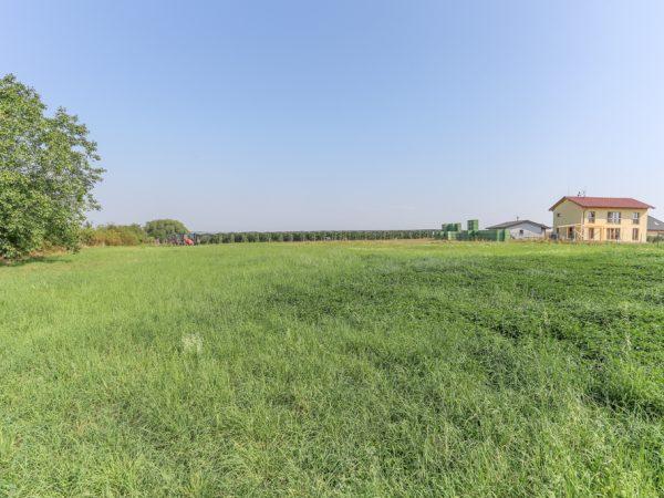 Stavební pozemek v Tuchorazi